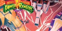 Mighty Morphin Power Rangers (Boom! Studios) Issue 7