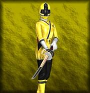 Shinken Yellow (Dice-O)