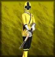Shinken Yellow (Dice-O)