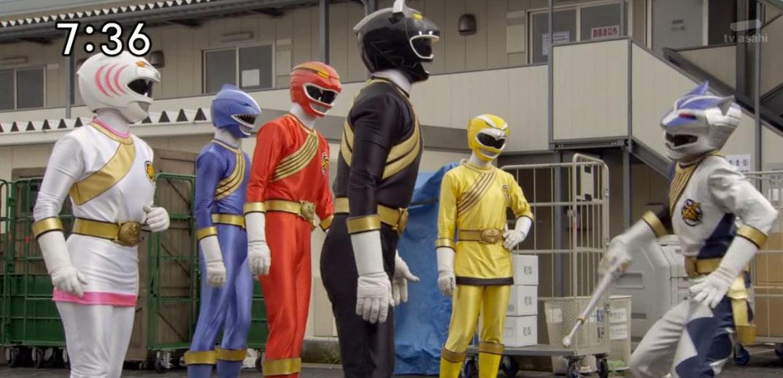 Image - Ksg-gokai-gaoranger.jpg - RangerWiki - the Super Sentai ...