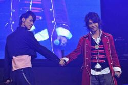 Marvelous and Gentaro (Live and Show)