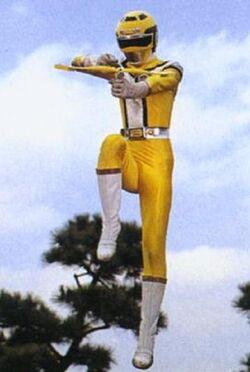 Yellow Turbo