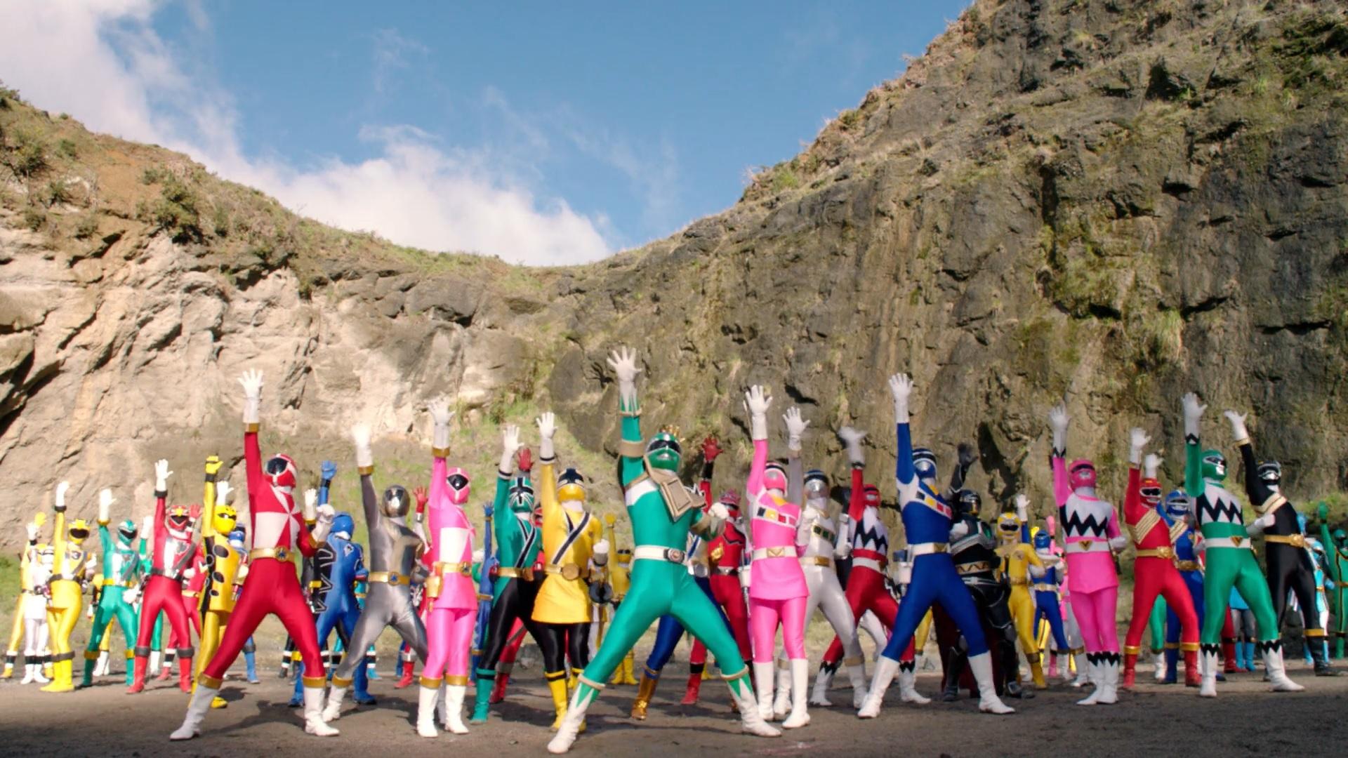 Comparison Gokaiger Goseiger Super Sentai 199 Hero Great