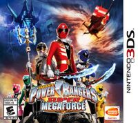 Super Megaforce Game