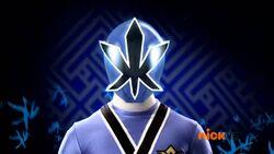 Blue Samurai Ranger