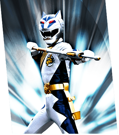 Blue wolf zord - photo#39