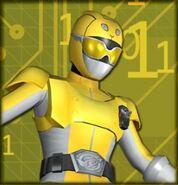 Yellow Buster Powered Custom (Dice-O)