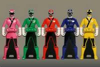 Shinkenger Ranger Keys