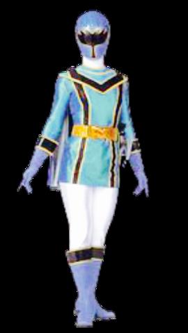 File:Blue Mystic Force Ranger & MagiBlue .PNG