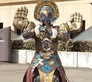 Cosmic Kenpō Master Pachacamac XIII