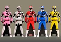 Ninninger Ranger Keys