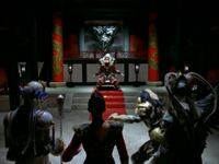Power Rangers Jungle Fury - Dai Shi Clan 01
