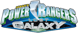 Power Rangers Lost Galaxy logo 1999