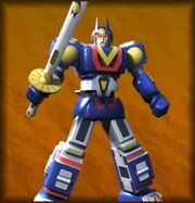 Sun Vulcan Robo (Dice-O)
