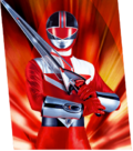 Time-force-red-ranger