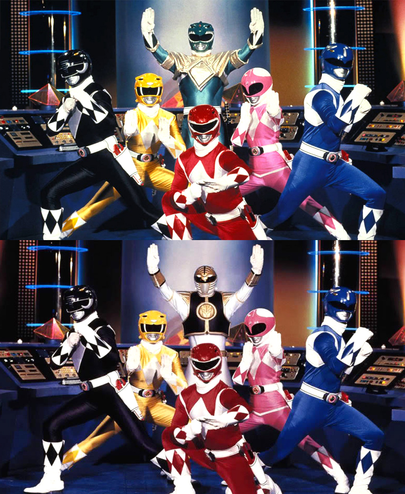 Category: Category:Power Rangers Team