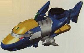 Dolphin LegendZord
