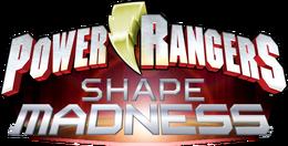Power Rangers Shape Madness logo