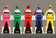 Galaxy Ranger Keys