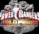 Power Rangers Wild Prime