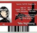 Talia Nightsong