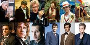 Twelve doctors by swirga-d6gqasm