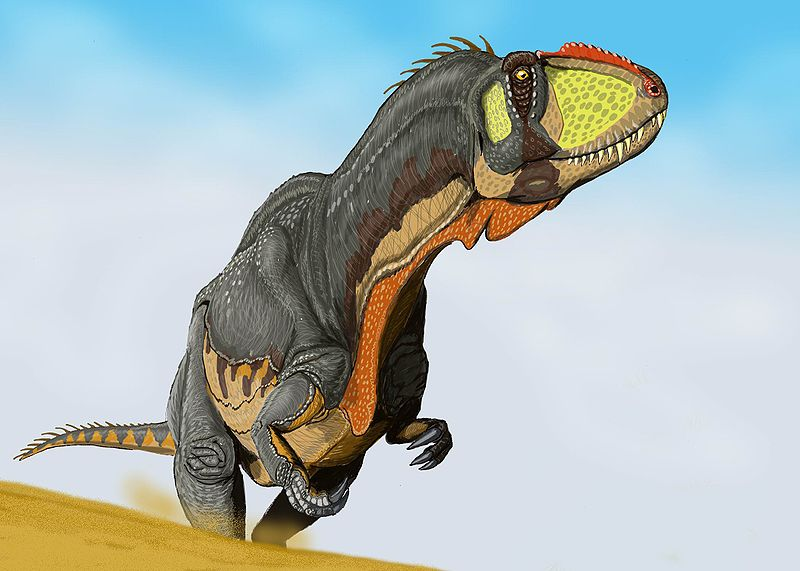 Yangchuanosaurus   Prehistoric Earth Wiki   FANDOM powered ...