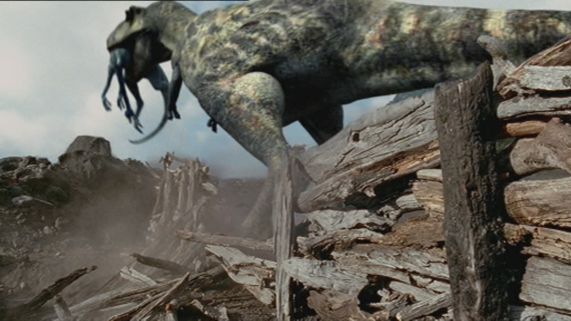 T-Rex Returns | Prehistoric Park Wiki | Fandom powered by ...