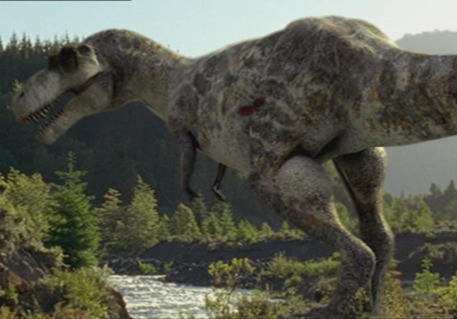 Tyrannosaurus rex prehistoric park wiki fandom powered by wikia