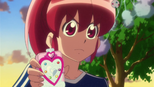 HCPC20 Megumi Holding her pre chan mirror