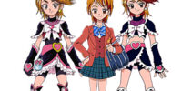 Cure Black/Nagisa Misumi