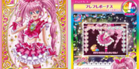 Pretty Cure All Stars Suite Sweets Collection
