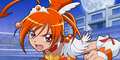 Akane in Pretty Cure Online
