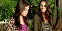 Aria und Spencer