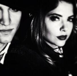 Ashley and Keegan