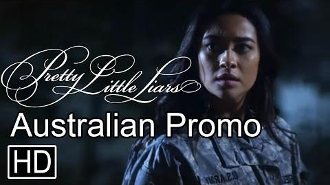 "Pretty Little Liars 6x02 AUSTRALIAN Promo - ""Songs of Innocence"""