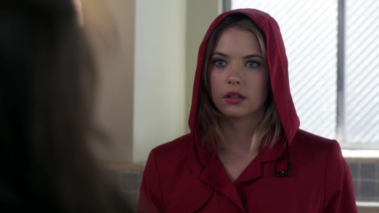 Image result for Hanna as red coat