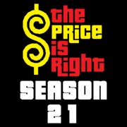 Price is Right Season 21 Logo