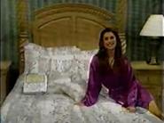 Brandi in Satin Sleepwear-7