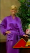Teri Harrison in Satin Sleepwear-32