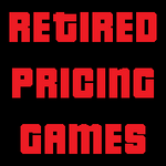 Retired Pricing Games