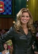 Amber Lancaster in Leather Jacket-3