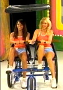 TPIR Model Duo on Canopy Bike-2