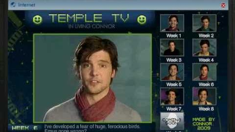 Primeval 3x06 - Temple TV episode 6