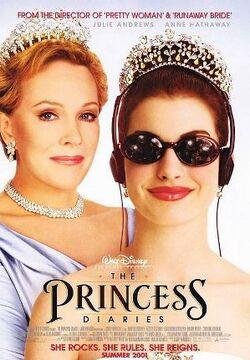 The Princess Diaries film