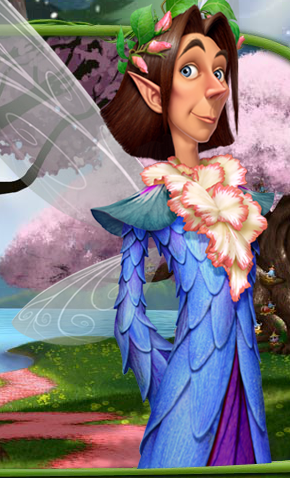 minister of spring disney princess amp fairies wiki