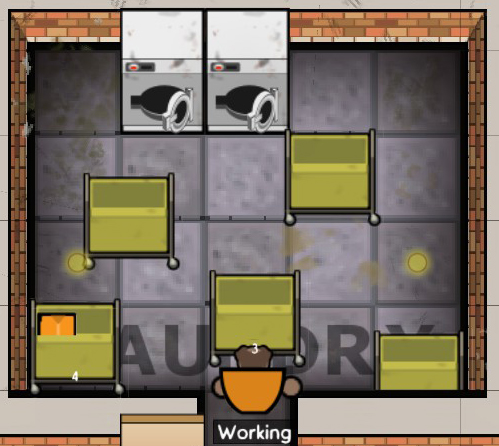 Laundry Prison Architect Wiki Fandom Powered Wikia
