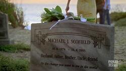Michael scofield grave
