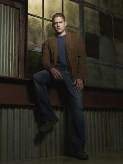Michael Scofield Season 4