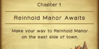Reinhold Manor Awaits